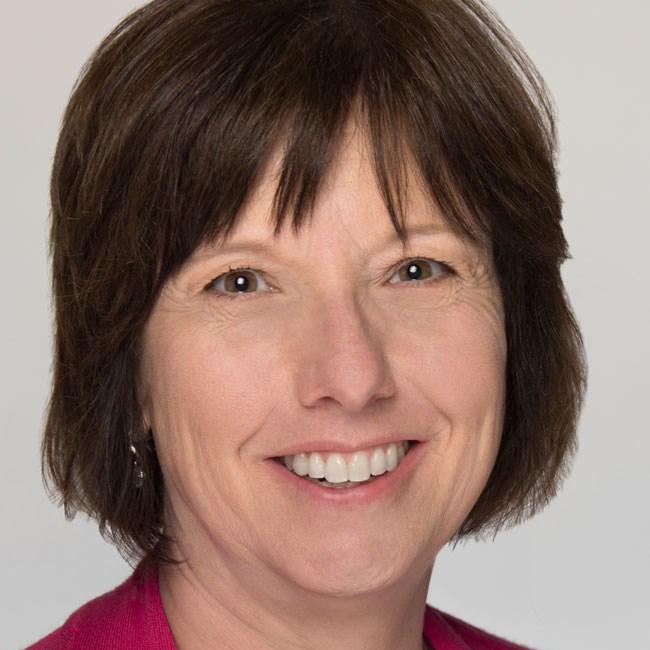 A headshot of Alishia Ferguson