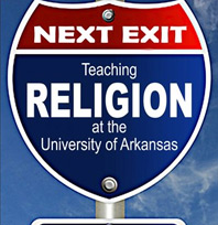 'Teaching Religion at the University of Arkansas' Explores Subject from Many Perspectives