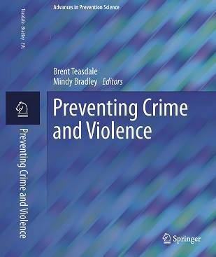 Fulbright College Associate Professor Publishes Book on Crime Prevention Research