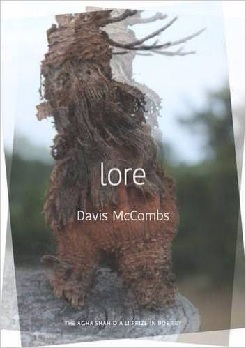 LORE (University of Utah Press) by Davis McCombs