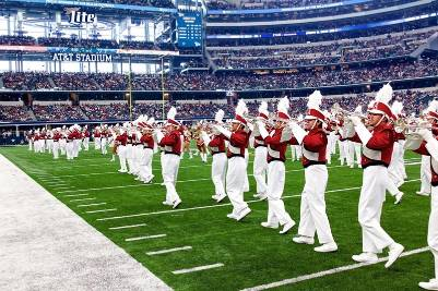 U of A Bands Commits Over $1 Million in Scholarships to Arkansas Students