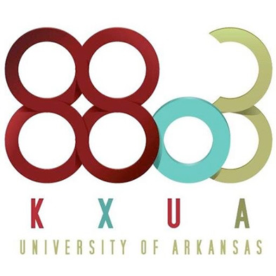 KXUA 88.3 FM, Student-run radio station