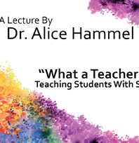 Alice M. Hammel to Give Lecture on How Music Can Help Create an Inclusive Classroom