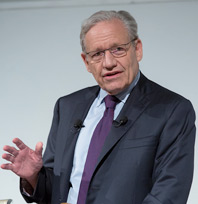 Woodward Talks of Watergate, Clinton, Obama and Clinton