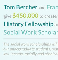 Fulbright Alumni Give Back to History, Social Work