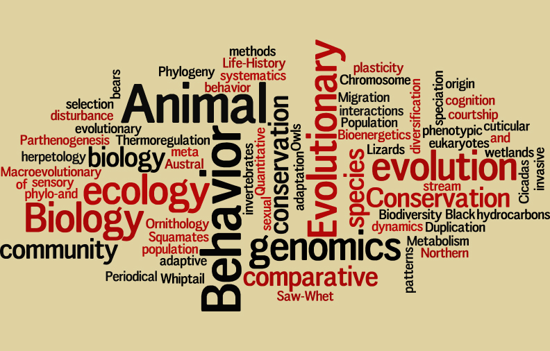 Evolutionary Biology & Animal Behavior