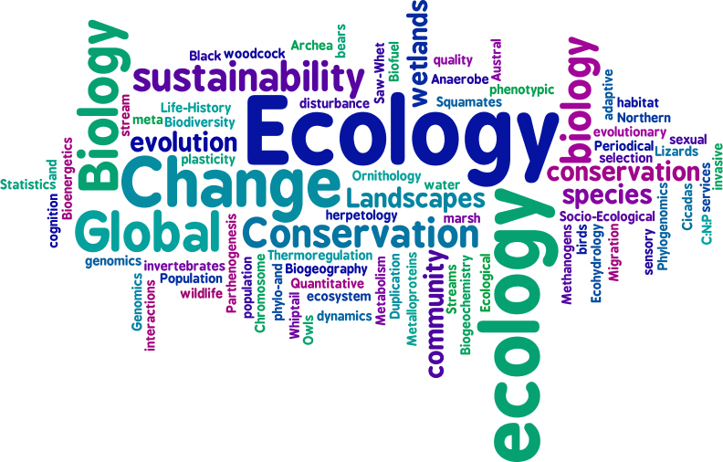 Global Change Biology, Ecology