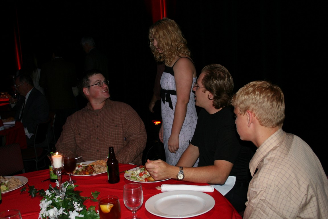 2005 Spring Awards Banquet