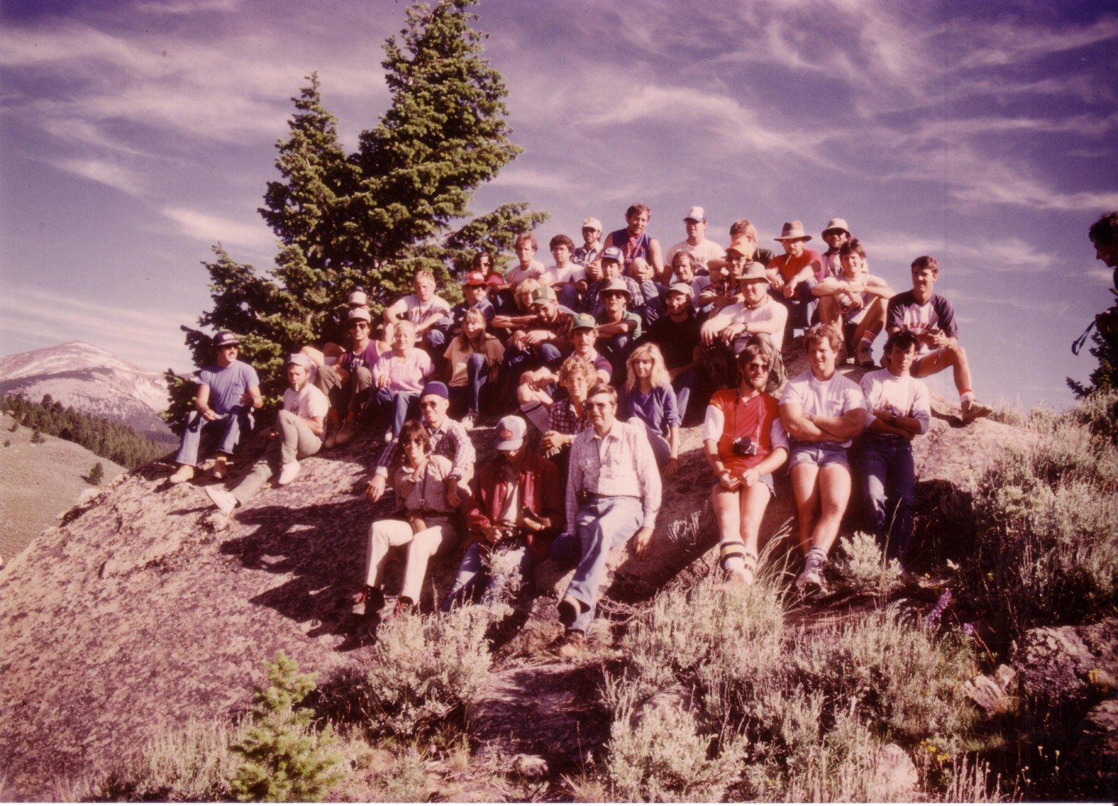 1984 summer camp