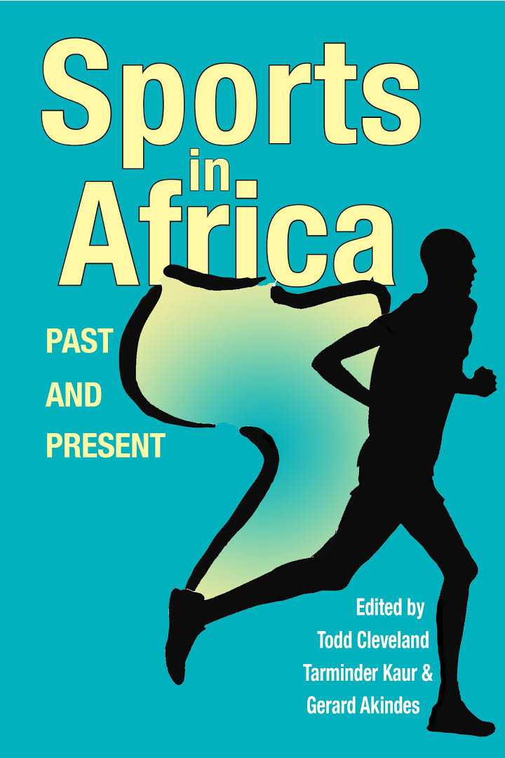 Sports in Africa book cover