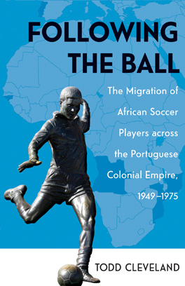Following the Ball Book Cover