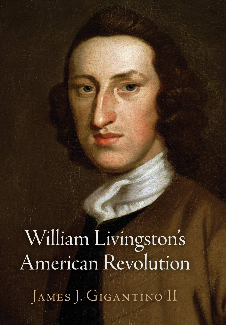 Cover Art William Livingston's American Revolution