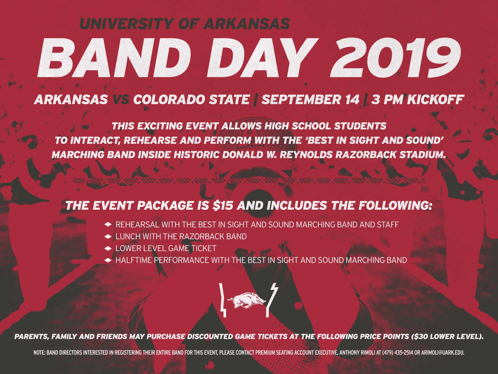 Band Day 2019