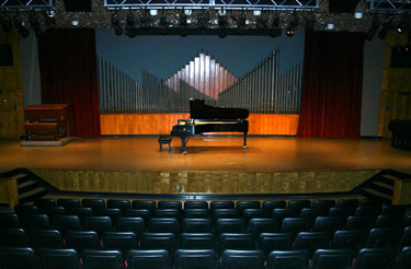 Stella Boyle Smith Concert Hall