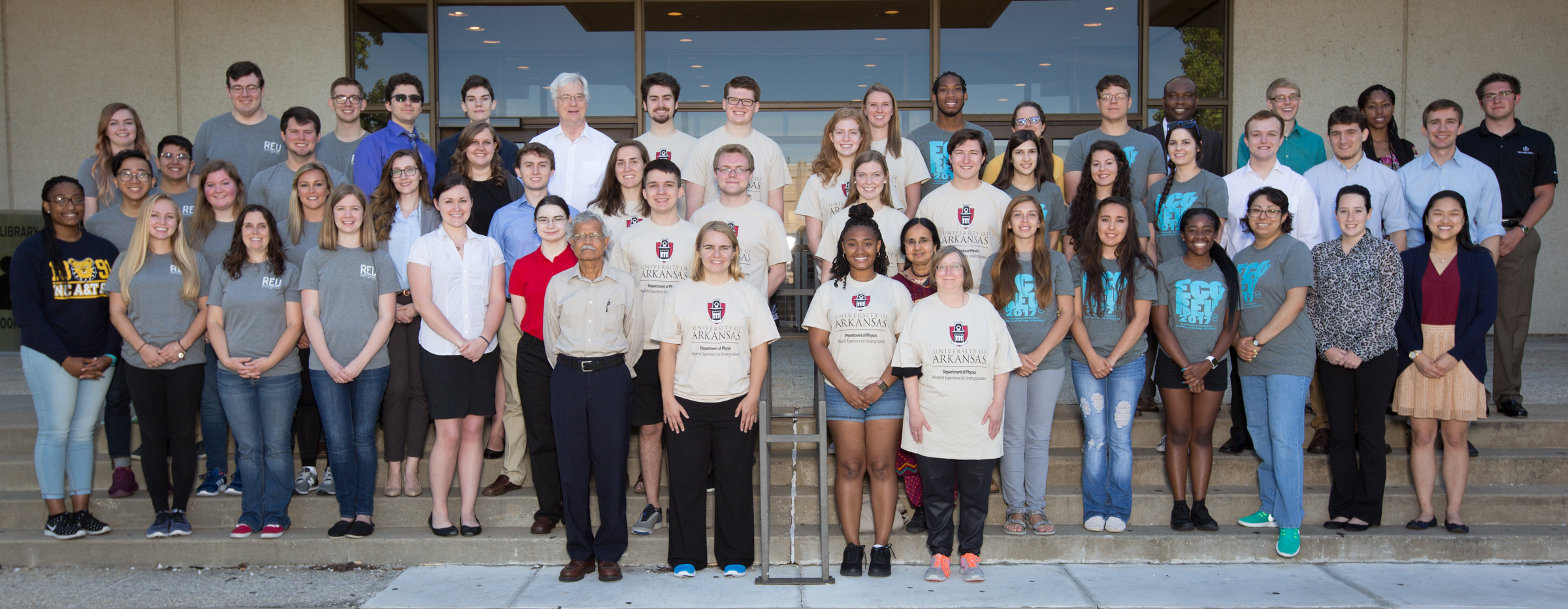 2017 All REU Participants