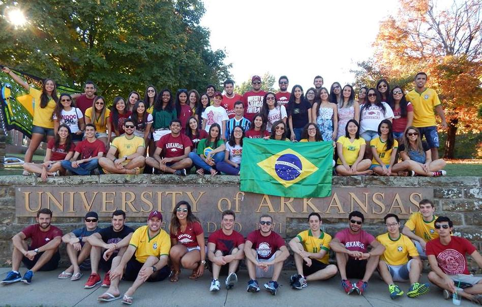 Brazilian ua students