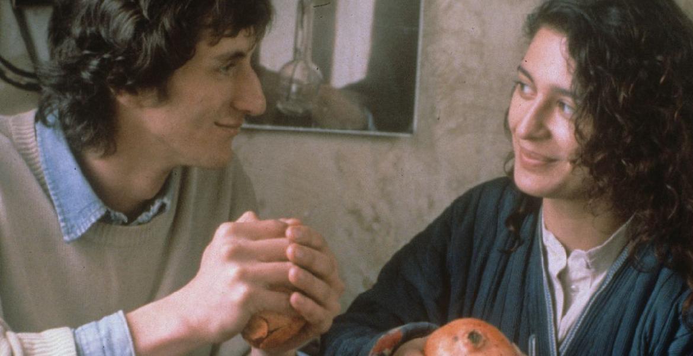 """Film still from """"Koch ba Koch/Odd and Even"""", directed by Bakhtyar Khudojnazarov, Tajikistan 1993"""