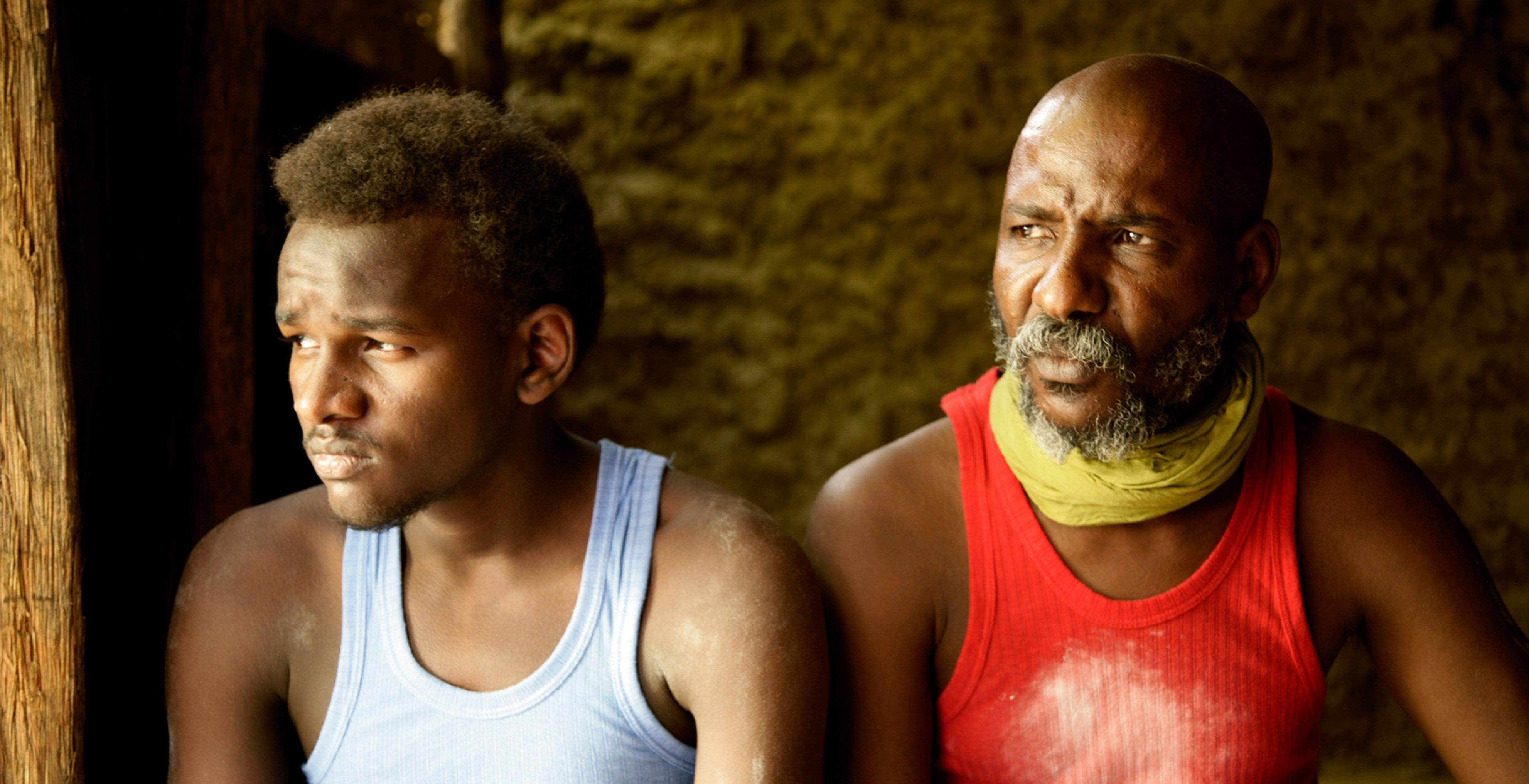 "Film still from ""Daratt"", directed by Mahamat-Saleh Haroun, Chad 2006"