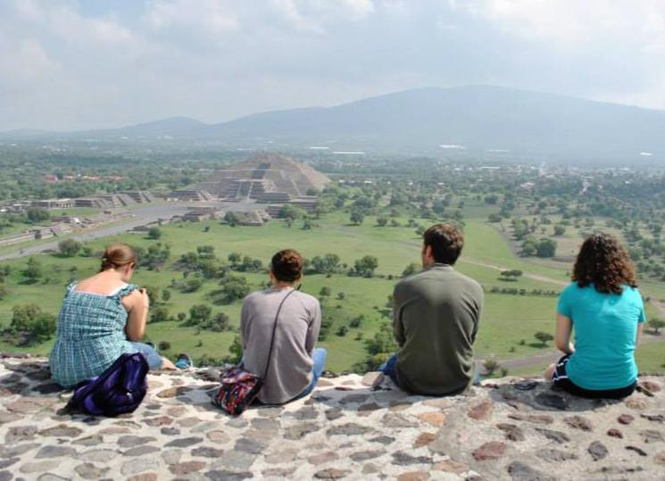 Enjoy weekend excursions to some of the most iconic sites in Mexico.