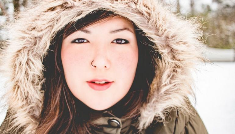 Portrait photo of student.