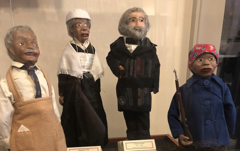 The Department of History and the University of Arkansas Museum have launched a new partnership to integrate museum collections into the department's teaching mission and to celebrate diversity and inclusion in the department.