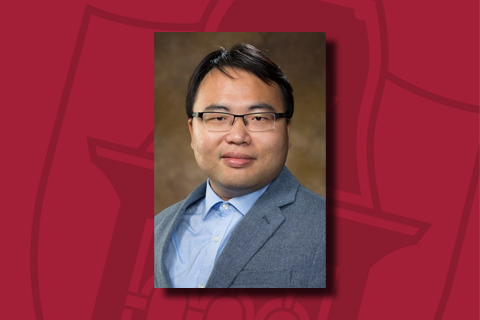 The U.S. Department of Energy awarded Jin Hu, a physicist at the U of A, with a prestigious Early Career Research Program award to support his research on topological quantum materials, which have promising applications in information storage and quantum computing.