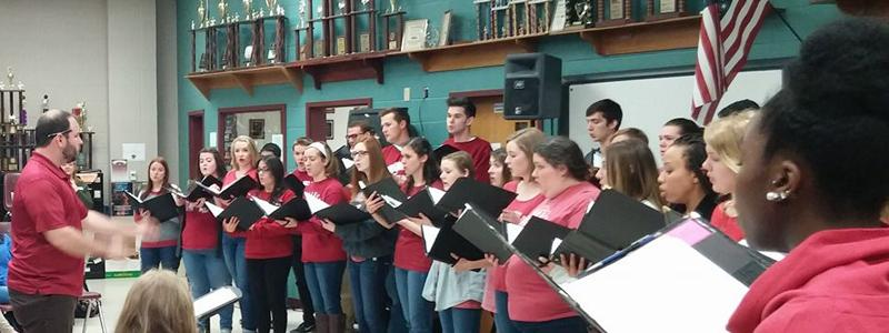 Schola Cantorum in Dover, AR