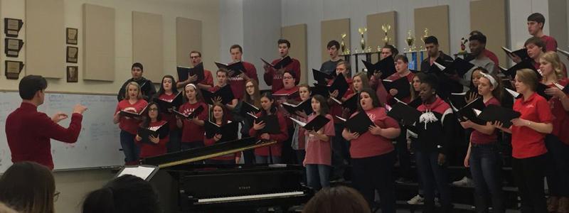 Schola Cantorum in Conway, AR