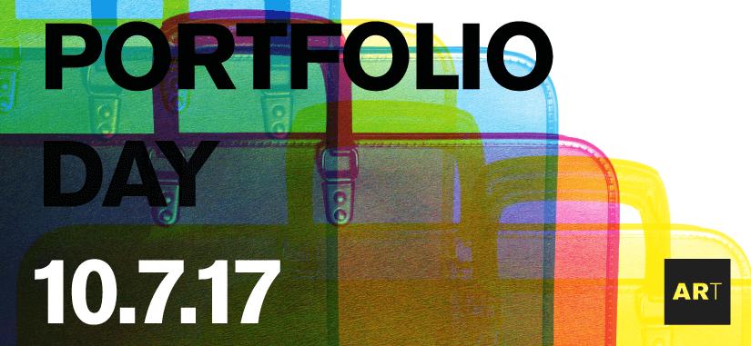 Art Portfolio Day - October 7, 2017