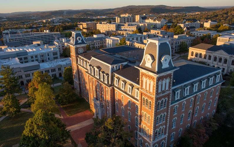 The Indigenous history of the land the University of Arkansas campus sits on goes back to time  immemorial, and across that expanse of time, many successive groups have lived here and  created sacred legacies in this area. READ MORE