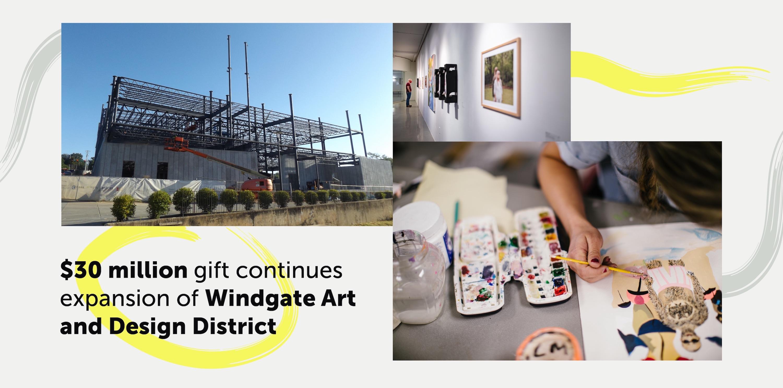 School of Art Windgate Art + Design District
