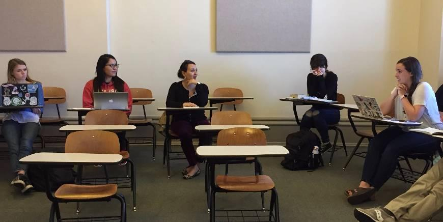 photo of class