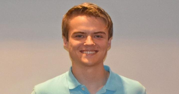Davis Campbell awarded the Fulbright College Presidential Scholarship