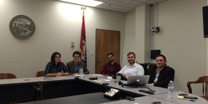 MPA Graduate Students Present Policy Analysis Projects