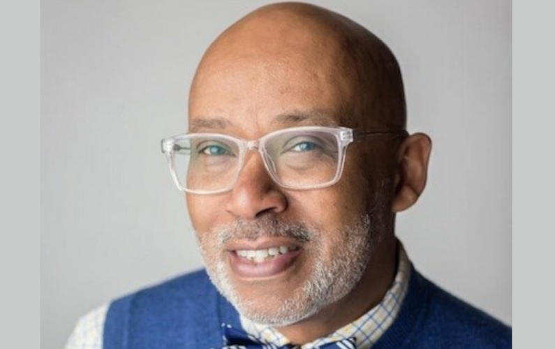 Vernon Wall, president and founder of One Better World LLC, visited the University of Arkansas in September as a part of the School of Social Work's work to recognize privilege and balance inequities.
