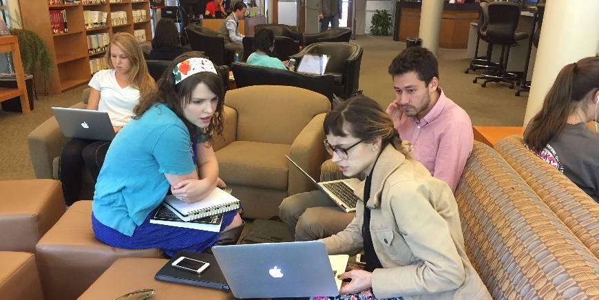 TA mentoring group